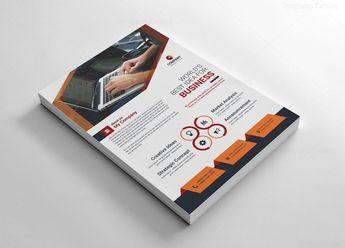 Trendy Flyers Templates 002647 - Template Catalog
