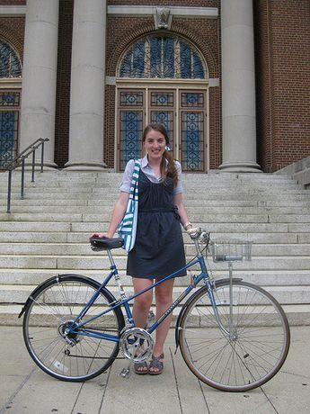 What Would a Nerd Wear [on a Bike]