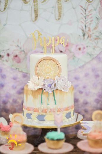 949fc54149fa Coachella-Themed Party cakes - Cake by Mucchio di Bella - C