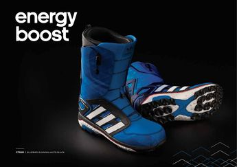 best loved 0bfc0 796af Adidas Energy BOOST Snowboard Boots