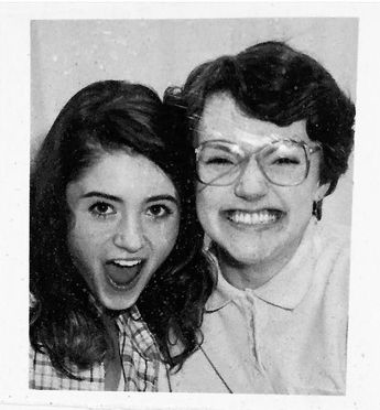 Barb' and Nancy! 💞🖇