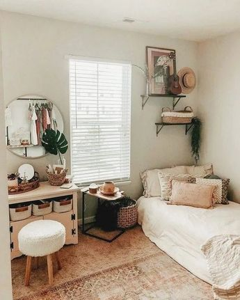 110+ small bedroom ideas that are big in style 25 | terinfo.co