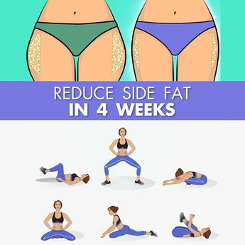 The most effective way to reduce side fat is quite below!!! Easy exercises were made to get slimmer waist. Try it on and enjoy the results!!! #fatburn #burnfat #gym #athomeworkouts #exercises #weightlosstransformation #exercise #exercisefitness #weightloss #health #fitness #loseweight #workout