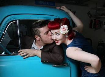 Cool Cool cars 2019 Rockabilly vintage inspired!! LOVE!!...