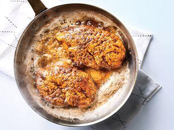 Florentine Butter Chicken