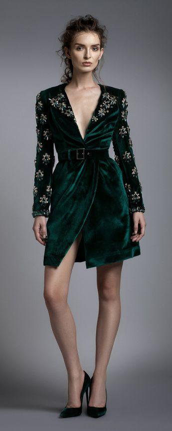 Alfazairy « Ruby », A-H 2016-2017 - Haute couture