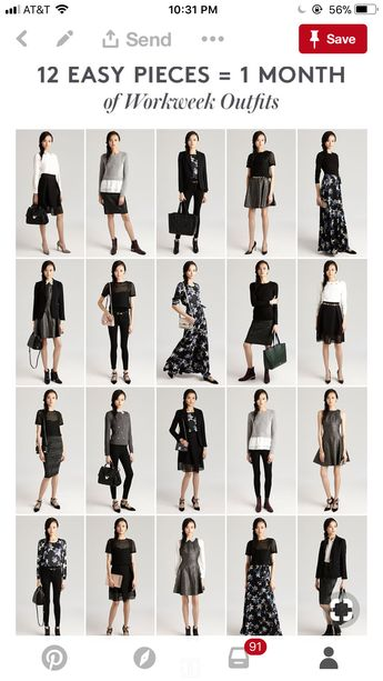 Always looking to create and build on capsule wardrobes. Print might be too busy though something more discrete.