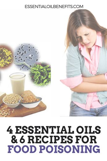 Essential Oils for Food Poisoning