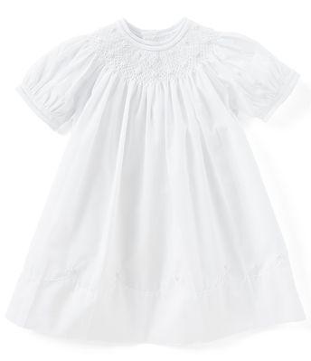 2d99ea5ccda7 Feltman Brothers Baby Girls 3 Months-9 Months Leaf Bow Dre