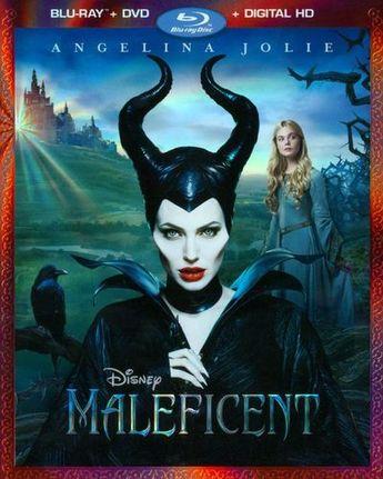 Maleficent [2 Discs] [Includes Digital Copy] [Blu-ray/DVD] [2014]