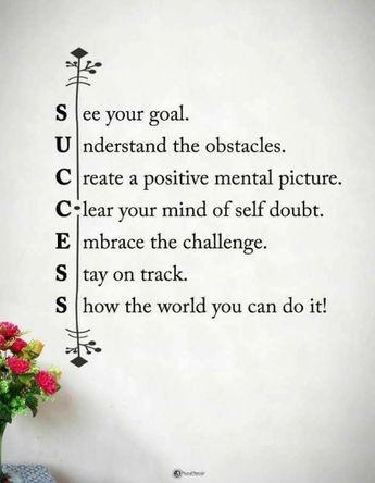 Define Success!