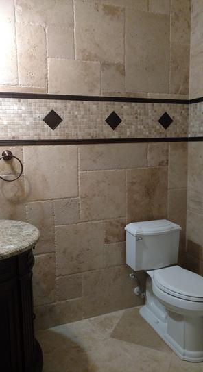 MSI Tuscany Beige Pattern Honed-Unfilled-Chipped Travertine Floor and Wall Tile (5 Kits / 80 sq. ft. / pallet)