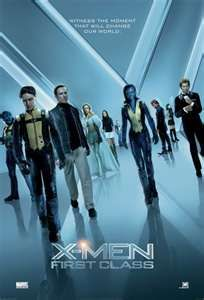 Review: X-Men: First Class Is (Pick One) eXcellent, eXquisite, eXceptional!