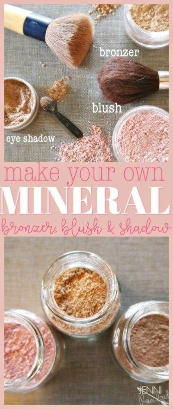 Blush, Bronzer & Shadow, Oh My