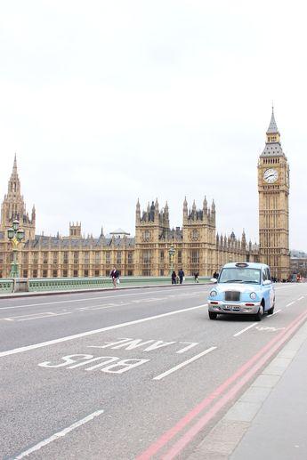 """Un petit week-end à Londres en prévision ? Suivez le guide sur le blog """"Le chien à tâches"""""""