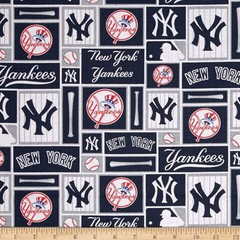 CUSTOM -- Greek T-Shirt with Double Fabric Letters (White & NY Yankees)
