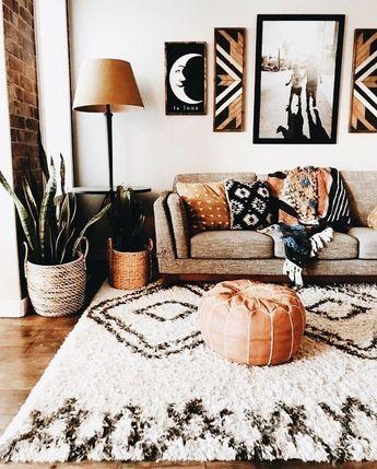 Panneau de maison en bois Sweet Home – Décoration rustique