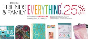 Erin Condren Design   It's always a good time to get personalized, stylized and organized!