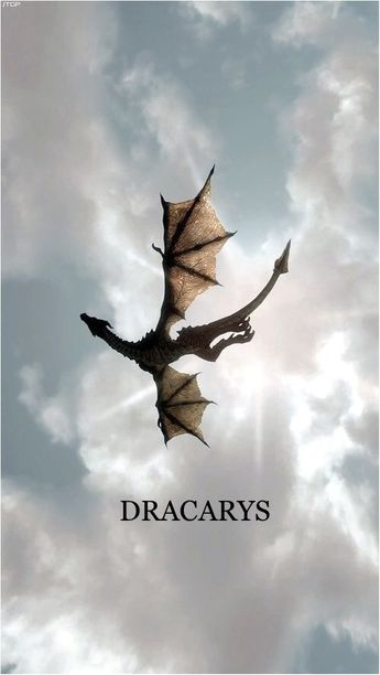 Achtergrond game of thrones DRACARYS