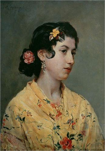 Tema da Pintura: Espanholas!