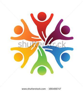 Teamwork Winner 6 Design Icon