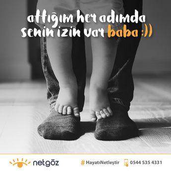 Attığım her adımda senin izin var baba. Bize kattıkları tüm değerler için tüm babalarımıza teşekkür ederiz. Tüm babalarımızın babalar günü kutlu olsun.    Tüm Göz Problemleriniz İçin 👉 netgoz.net'i ziyaret ediniz.  🌐 www.netgoz.net   📱 WhatsApp: 0544 535 4331   📞 Telefon: 0232 336 0707   📩 Mail: info@netgoz.net    #hayatınetleştir #netgöz #hayatınetle #babalargünü #baba #fathersday #izmirgözdoktoru #netgözmerkezi #gözhastanesi #izmirgözhastanesi #gözmerkezi #karşıyaka #izmir