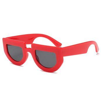 9518c0cb3a2 Moonchild Half Frame Sunglasses