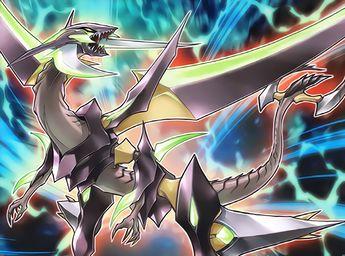 Supreme King Dragon Zarc Yugioh Anime