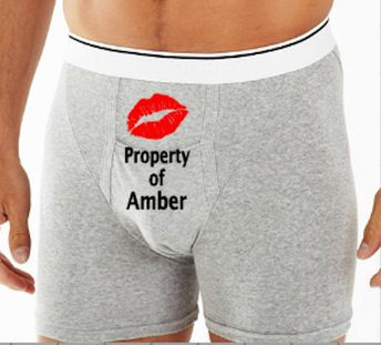 9a693ee241d3 Valentine Boxer Briefs- Naughty Underwear - Personalized Briefs - Funny Boxer  Briefs - Groom Boxers