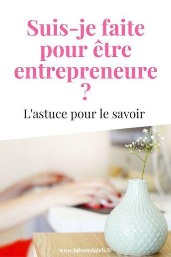 Avez-vous les épaules pour être entrepreneur(e