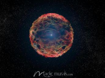 Neon Supernova 1993J