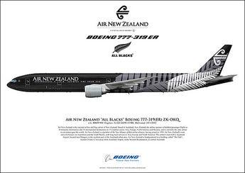 Asian Airlines Boeing 777-28E ER