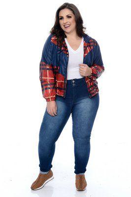 b0d127a2e Jaqueta Plus Size Solana   Daluz Plus Size - Loja Online - Daluz Plus Size