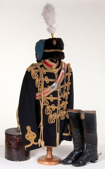fb7df1d8 408: british victorian 3rd king's major's uniform