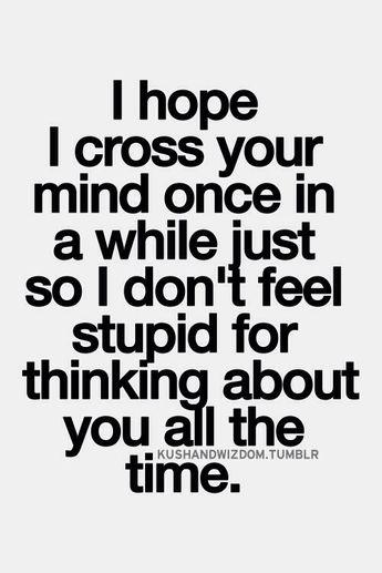right cause that would make me feel soooo dumb