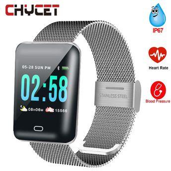 Smart watch xiaomi mi band 3 + 1 + 2 pink strap protective fims  | eBay