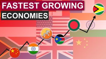 Top 20 Fastest Growing Economy 2020 (World Wide)