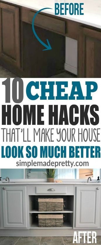 Home Hacks That'll Make Your Home Look So Much Better!