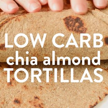 KETO TORTILLAS with 3.8 g net carbs, NO EGGS! 5 ingredients flexible wrap for your sandwich lunch. #almondflourketotortillas #ketotortillasrecipe #easyketotortillas #ketotortillaswraps #ketotortillasvideos #videosrecipe #ketorecipevideos #lowcarbtortillas #lowcarbtortillasrecipe #easylowcarbtortillas #homemadelowcarbtortillas #veganlowcarbtortillas #lowcarbtortillaswraps