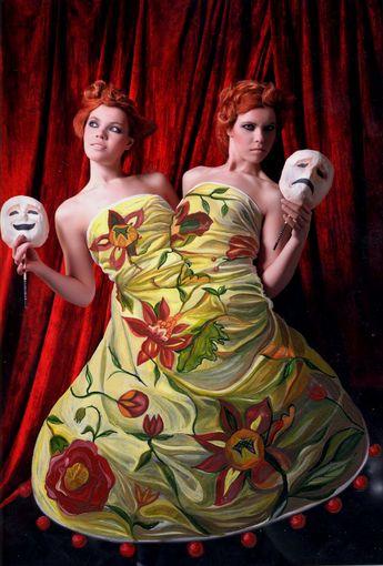 Siamesische Zwillinge Kostum Selber Machen