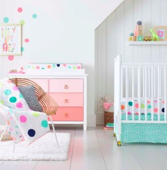 Joy Cho's has a New Nursey & Home collection for Target