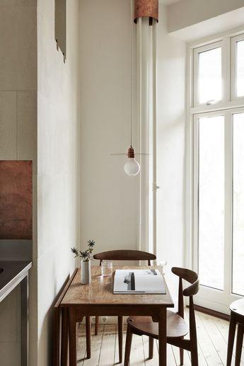 modern macram� on apartment 34