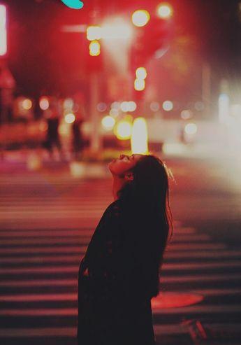 Night walk #city #lights #urban #photo