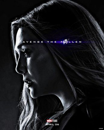 Scarlet Witch Avengers End Game New Poster #scarletwitch #avengersendgame #marvel #marvelstudios #marvelcomics #hdr