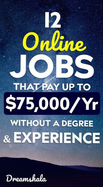 12 Genuine Online Jobs Paying Upto $20 An Hour