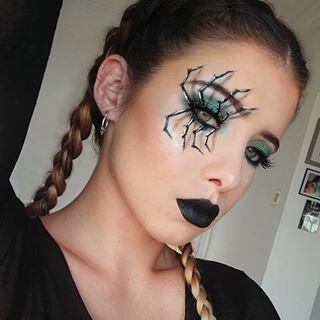 Celebrating Halloween Makeup on Instagram! (10/13/18)