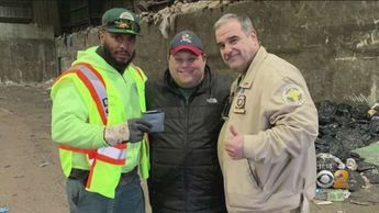 Avrohom Levitt is very thankful that Louis Guglielmetti who is a supervisor at the New York Sanitation Department in New York City is one person who has the...