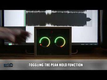 Lm324 Stereo Neopixel Ring Vu Meter — Rosefloristvacaville