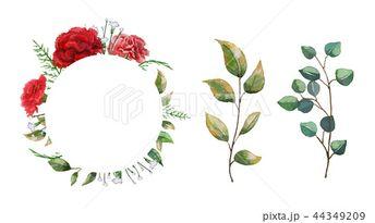 꽃, 나뭇잎, 잎사귀