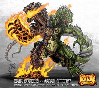 ckc_monster_list:noho-kulkan [Colossal Kaiju Combat Information Wiki]